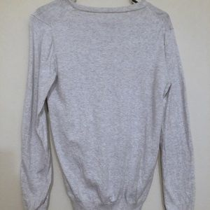 J. Crew Factory Sweaters - J. Crew Factory Gray Sweater | Medium